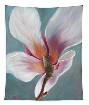 Tapestry featuring the painting Intimate Apparel by Sandi Whetzel