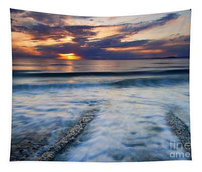 Into The Sea Tapestry