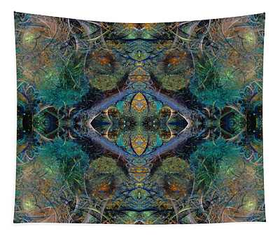 Intrigue Of Mystery One Of Four Tapestry