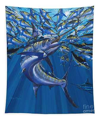 Intruder Off003 Tapestry