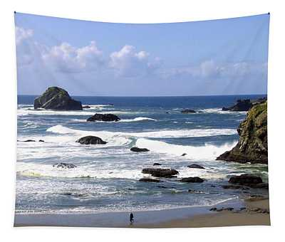 Invigorating Sea Air Tapestry