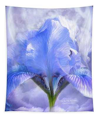 Iris - Goddess In The Moonlite Tapestry