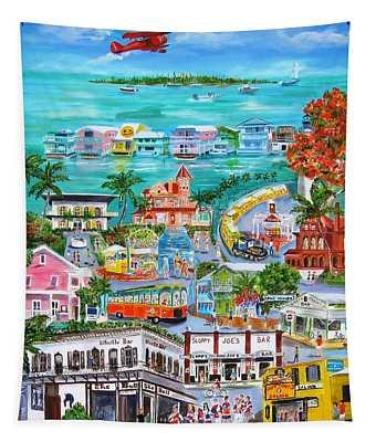 Island Daze Tapestry