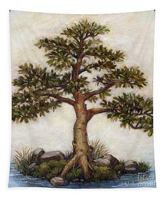 Island Tree Tapestry