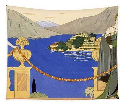 Isola Bella Tapestry