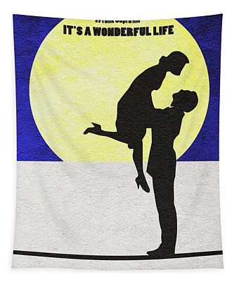 It's A Wonderful Life Tapestry