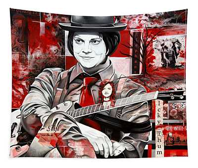 Jack White Tapestry