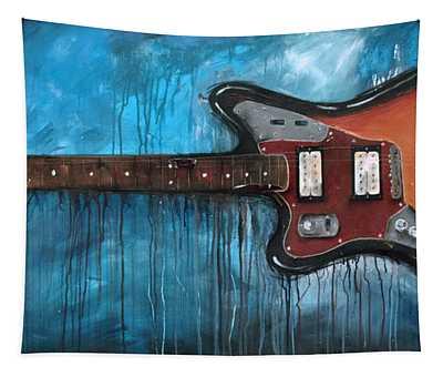 Jaguar Nirvana Tapestry