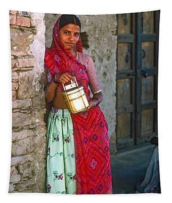Jaisalmer Beauty Tapestry