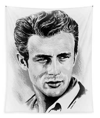 James Dean Tapestry
