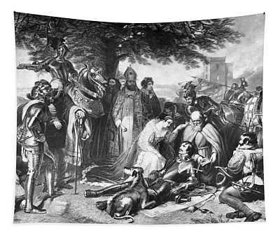 James Douglas (1358-1388) Tapestry