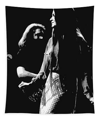Jerry And Donna Godchaux 1978 A Tapestry