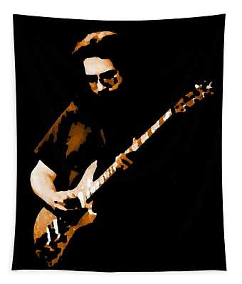 Jerry And His Guitar Tapestry