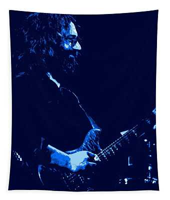 Jerry Happy At Winterland 2 Tapestry