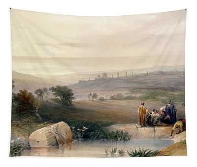 Jerusalem, April 1839 Tapestry