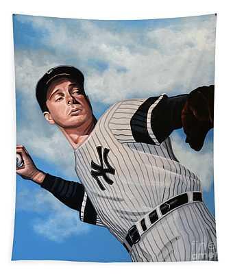 Joe Dimaggio Tapestry