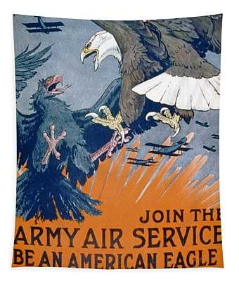 Join The Army Air Service, Be An Tapestry
