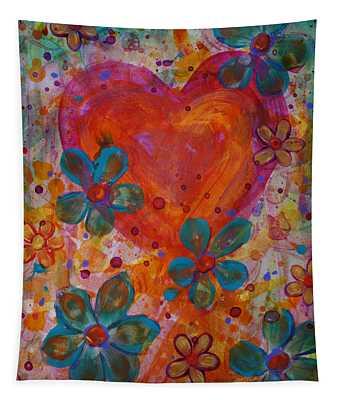 Joyful Noise Tapestry