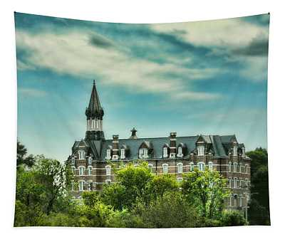 Jubilee Hall At Fisk University - Nashville Tennessee Tapestry