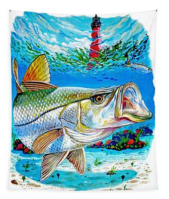 Jupiter Snook Tapestry