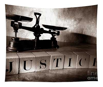 Justice Tapestry