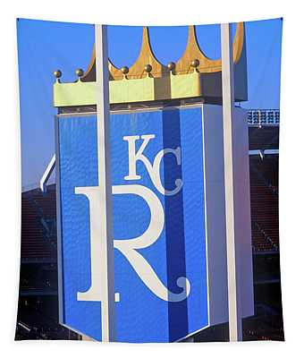 Kansas City Royals, Baseball Stadium Tapestry