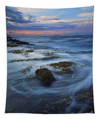 Kauai Tides Tapestry
