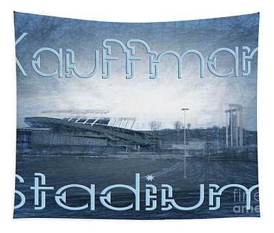 Kauffman Stadium Tapestry