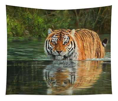 Keeping Cool Tapestry