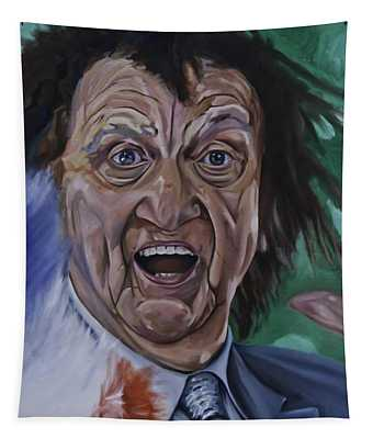 Ken Dodd Tapestry