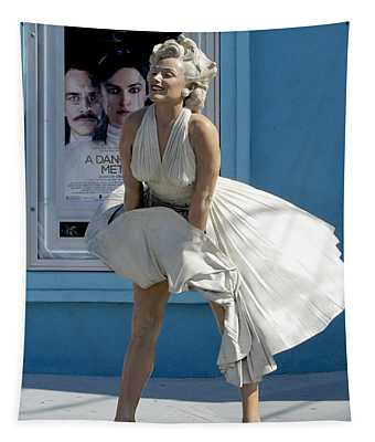 Key West Marilyn Tapestry