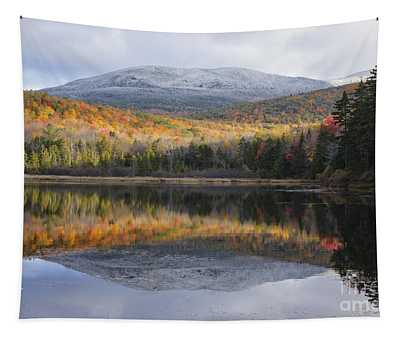Kiah Pond - Sandwich New Hampshire Tapestry