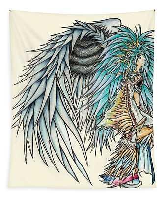 King Crai'riain Tapestry