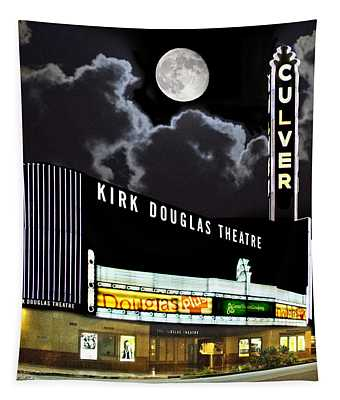 Kirk Douglas Theatre Tapestry