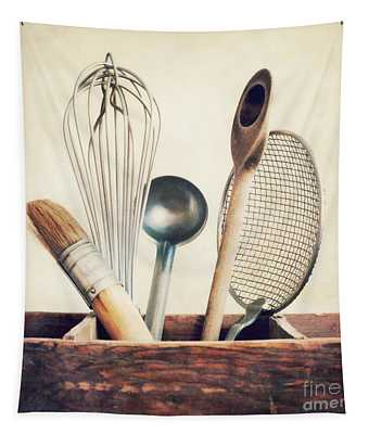 Kitchenware Tapestry