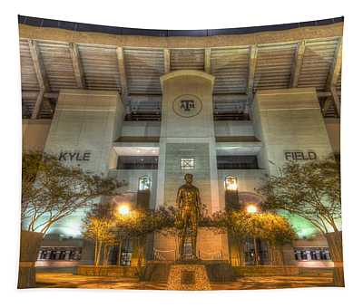 Kyle Field Tapestry