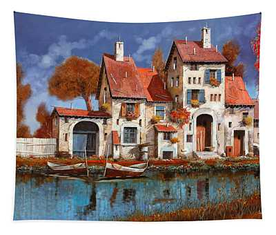 Village Wall Tapestries