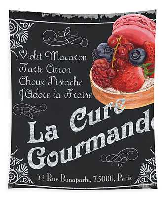 La Cure Gourmande Tapestry