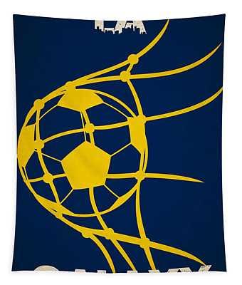 La Galaxy Goal Tapestry