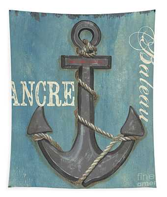 La Mer Ancre Tapestry