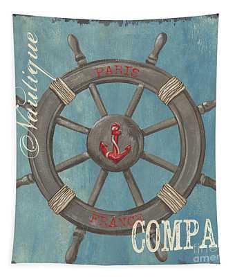 La Mer Compas Tapestry