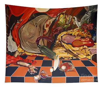 L'addition S'il Vous Plait Tapestry