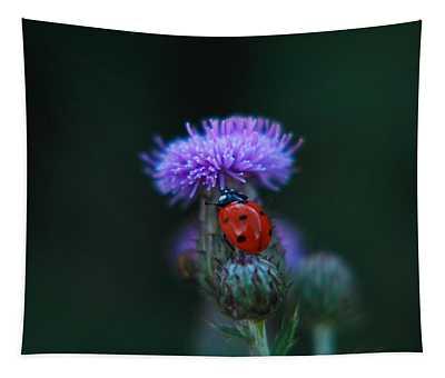 Ladybug Tapestry