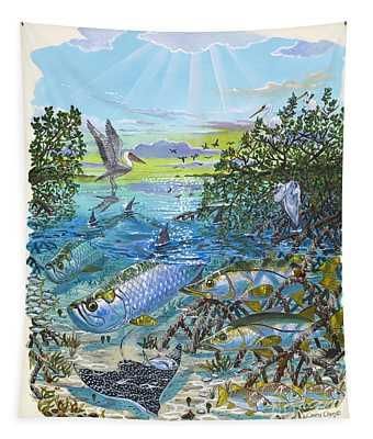 Lagoon Tapestry