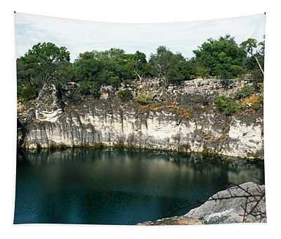 Lake Between Etosha And Tsumeb, Lake Tapestry