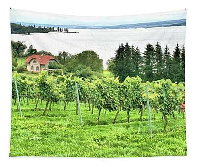 Lake Constance Tapestry