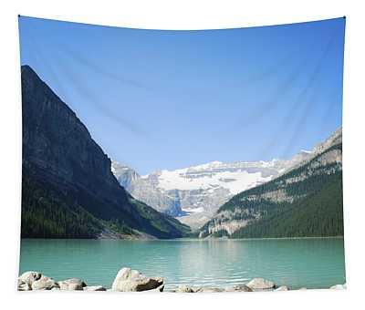 Lake Louise Alberta Canada Tapestry