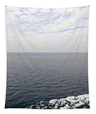 Lake Michigan Midpoint Tapestry