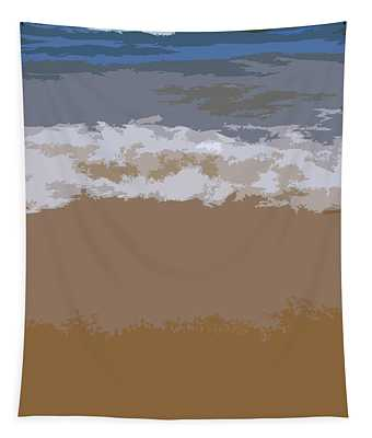 Lake Michigan Shoreline Tapestry