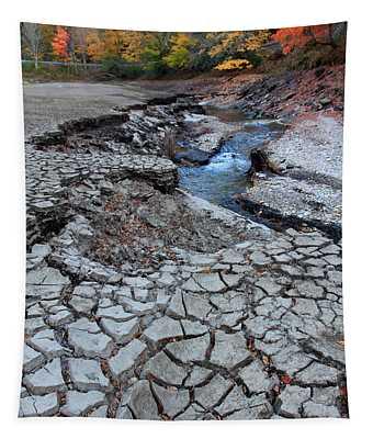 Lake No More Tapestry